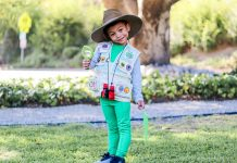 Diy Halloween Costumes With Primary