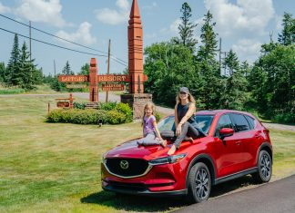 Roadtripping With The Mazda Cx-5, A Review