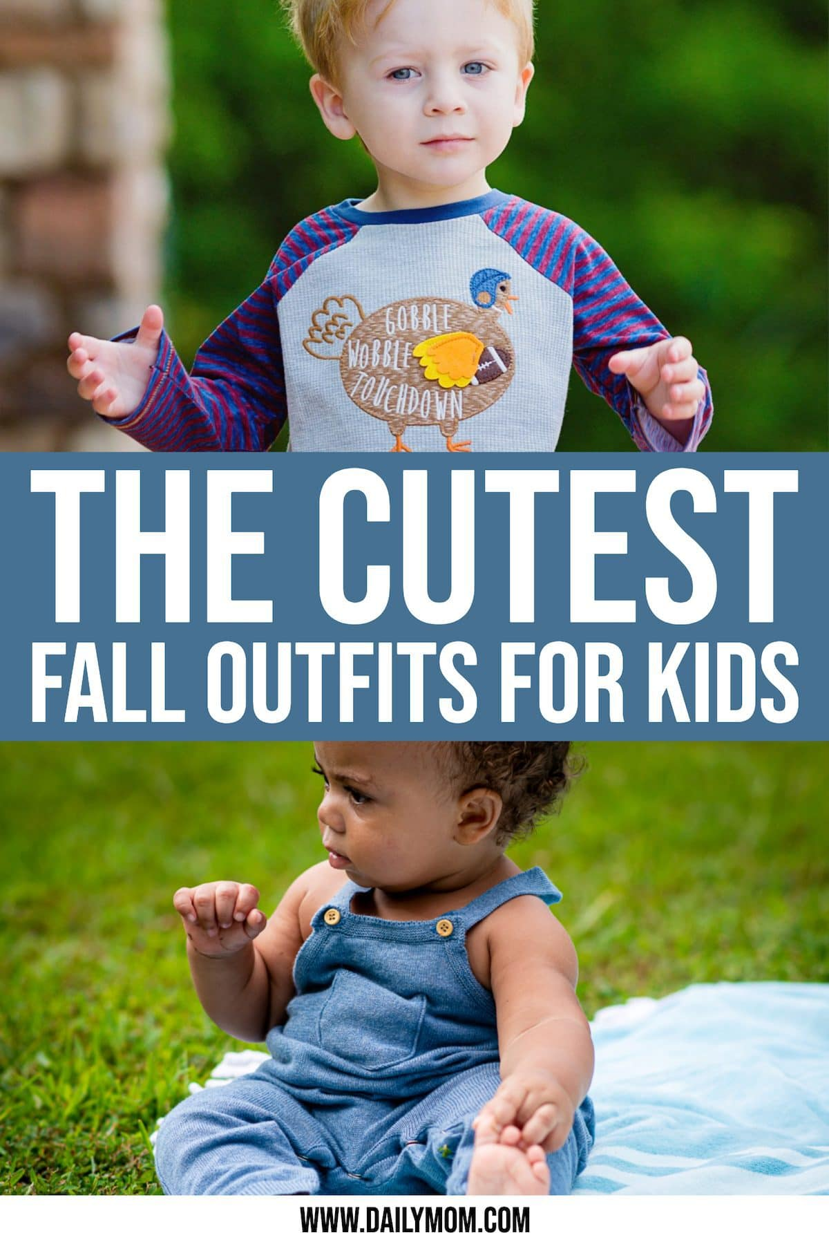 Cute Fall Outfits For Kids