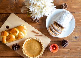 Image of Thanksgiving Desserts