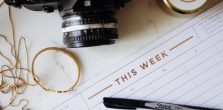 Weekly To-do List & 6 Easy Tips To Set You Up For A Successful Week