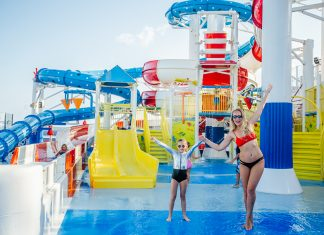 Cruise Through Winter Break On The Carnival Horizon Cruise Ship