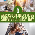 5 Ways Cbd Oil Helps Moms Survive A Busy Day