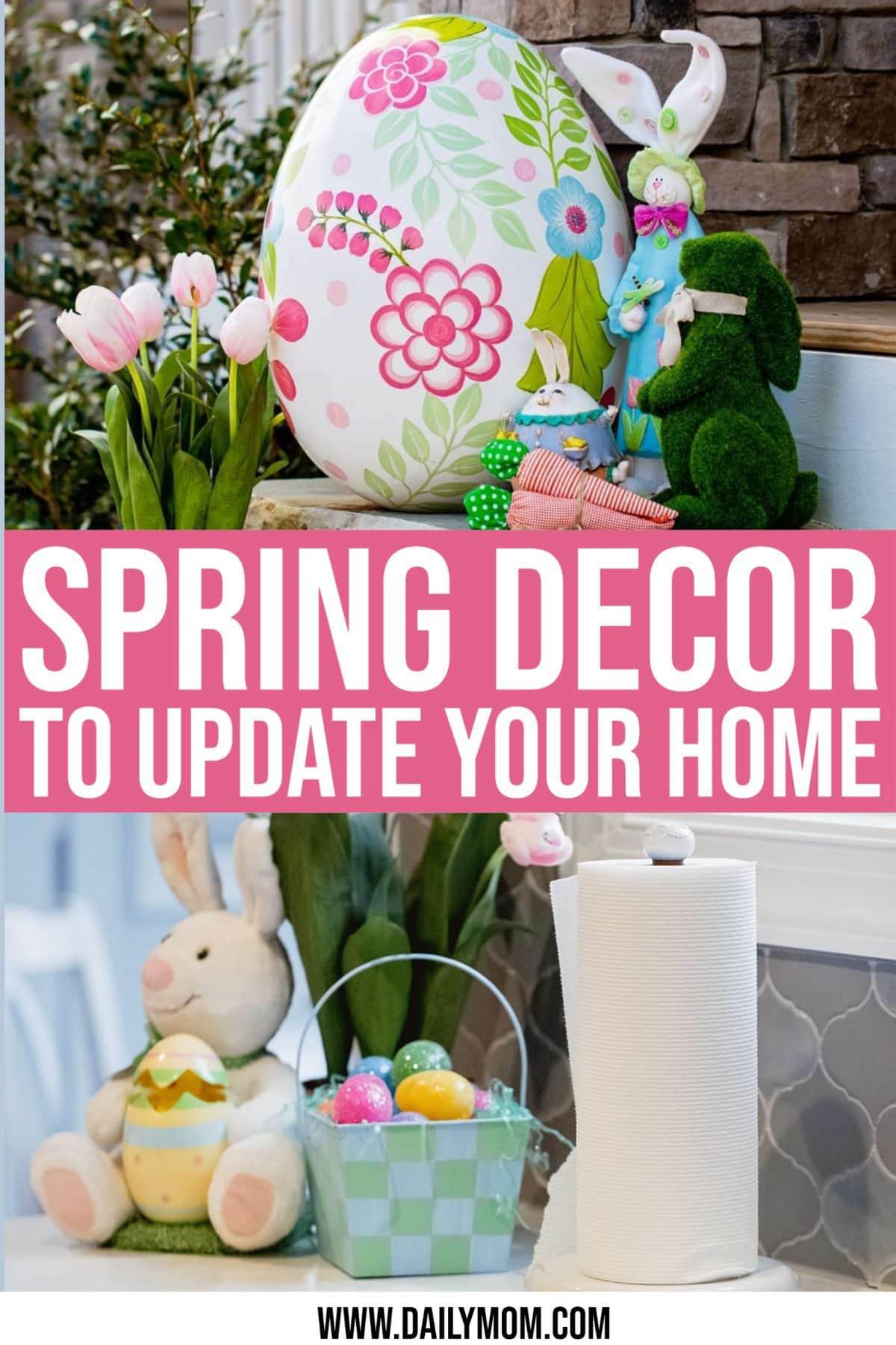 daily mom parent portal spring decore
