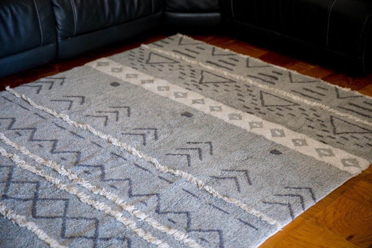 Woolable By Lorena Canals: The Washable Wool Rug