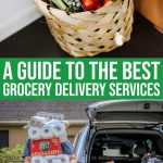 Comprehensive List Of The Top 5 Best Grocery Delivery Services