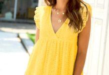 daily-mom-parent-portal-yellow summer dress