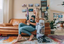 daily-mom-parent-portal-Giveaway: Win Smartwash Pet Carpet Cleaner