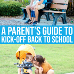 A Parent's Guide To Starting The School Year Off Right
