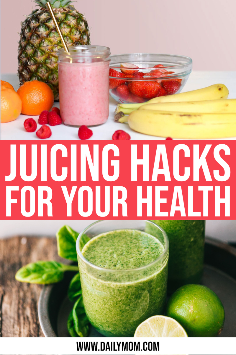 Juicing Hacks