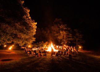 Summer Camping In Pandamerica