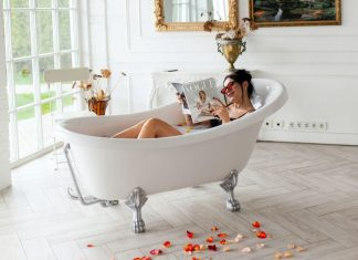 How To Create A Unique Spa Day At Home
