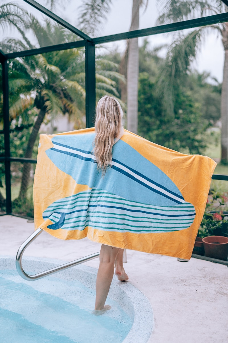 Summertime Pool Accessories