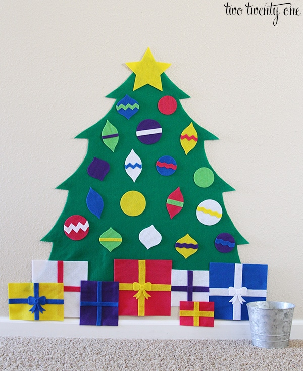 10 Whimsical Christmas Tree Alternatives To Try This Season