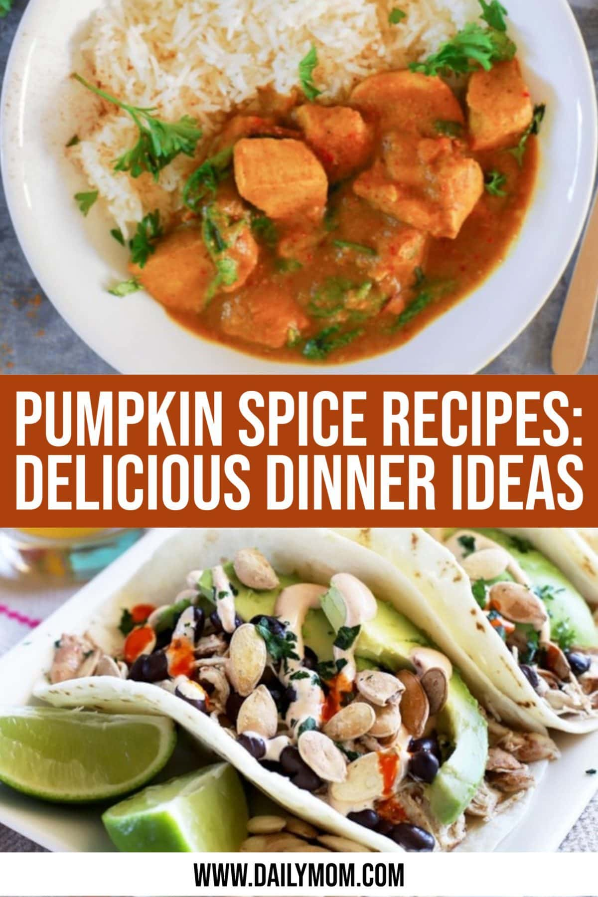 Pumpkin Spice Recipes: 5 Delicious Dinners