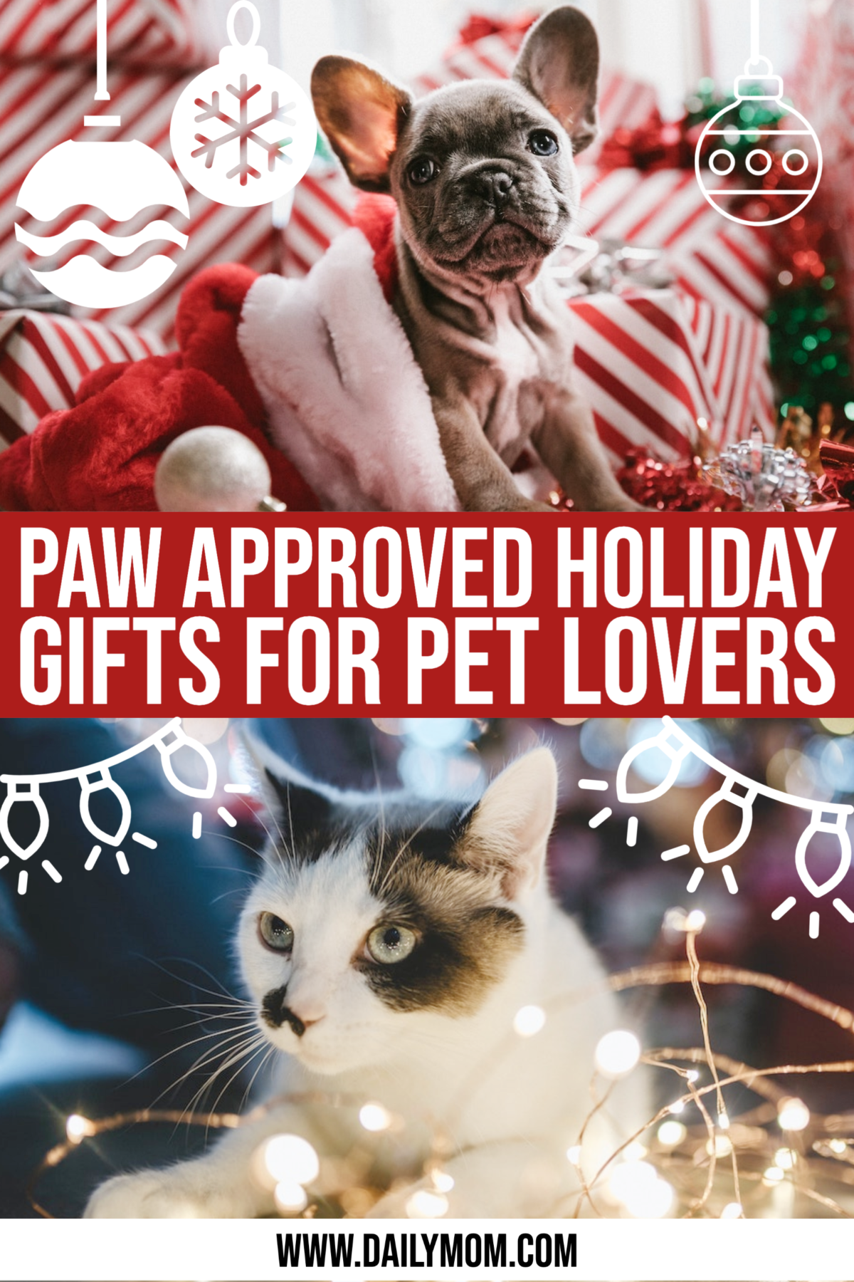 13 Holiday Gifts For Pet Lovers That Are 4 Paws Approved