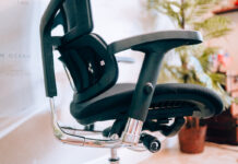 X-hmt Chair: The Ultimate Work From Home Office Chair
