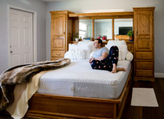 New Bed, New You: Why You Should Start The Year Off Right With A Casper Bed In A Box