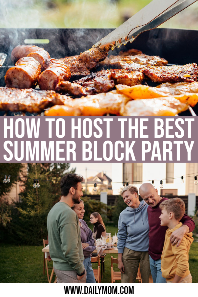 How to host the best summer block party 1