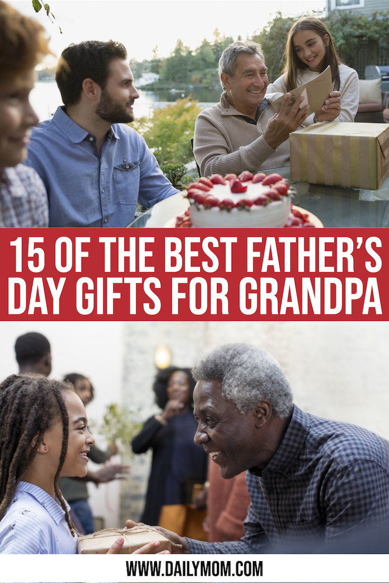 15 Of The Best Fathers Day Gifts For Grandpa