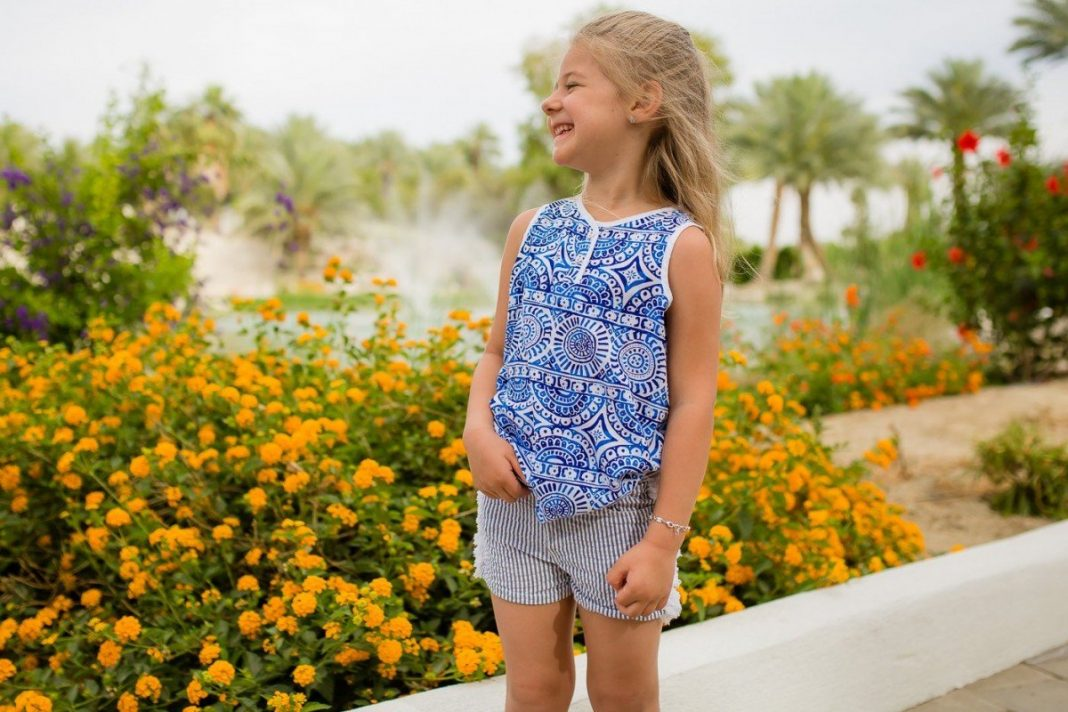 Cheerful And Bright Girl's Clothing From Masala Baby