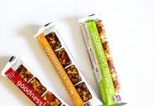 Daily Mom Spotlight: Healthy Snacks By Goodnessknows