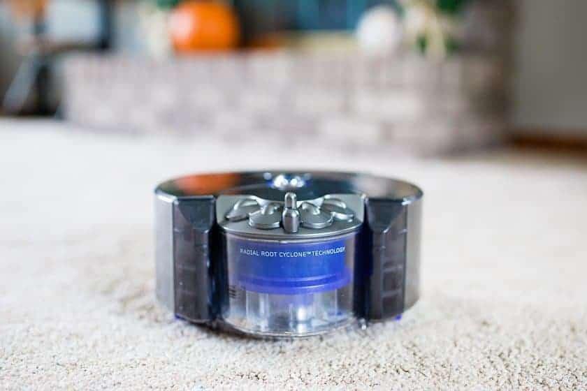 Daily Mom Spotlight: Dyson 360 Eye Robot