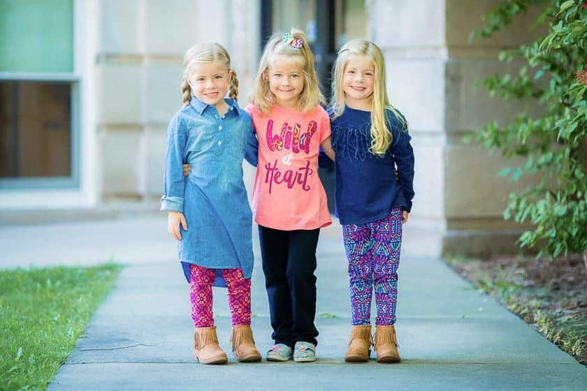 Falling For Fabkids: Girl's Collection 2016
