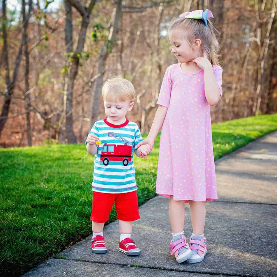 The Best Kids' Shoes for Spring & Summer Adventures by See Kai Run 5 Daily Mom Parents Portal