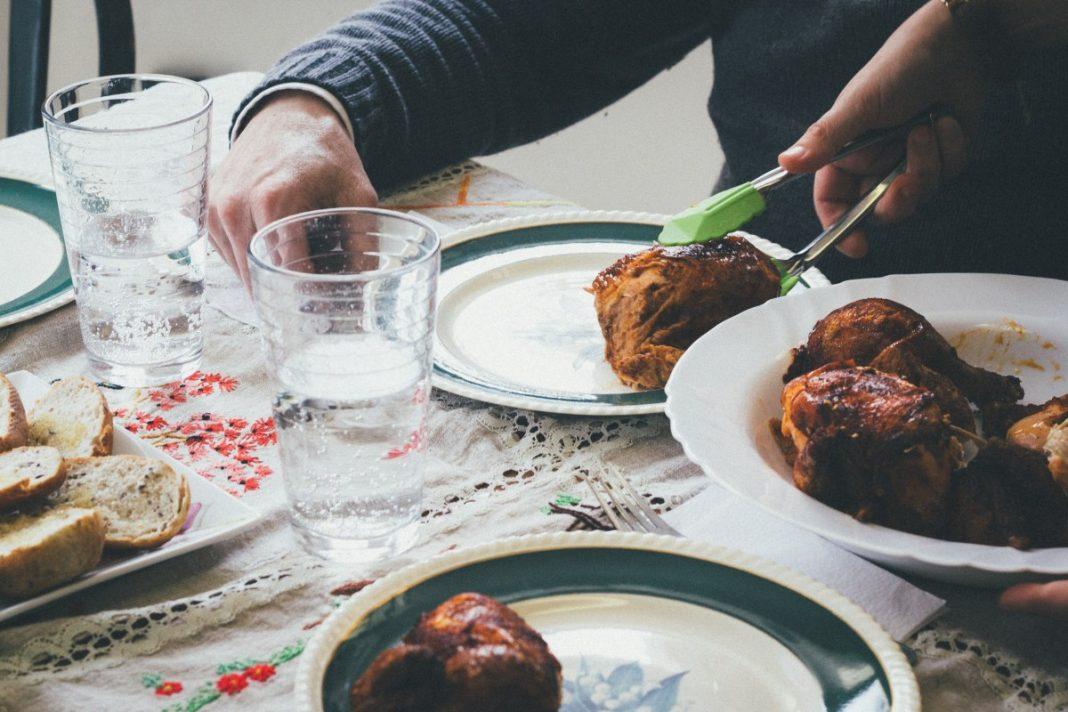 Bbq Grilled Thanksgiving Turkey