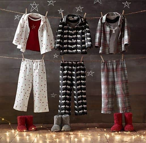 Cutest Holiday Pajamas For Kids